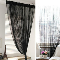 String Curtain for a Door or Window