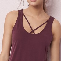 Tunic Tank With Front Detail