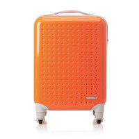 Cool Orange Carry-On Luggage by HW