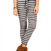 Stripe Patch Joggers
