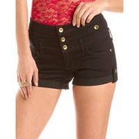 Refuge High Waisted Short: Charlotte Russe