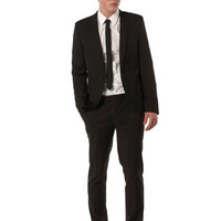 Black Skinny Suit - Suits - Suits & Formal - TOPMAN USA