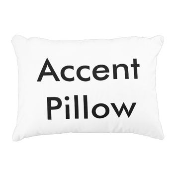 Design Your Own Template Decorative Pillow