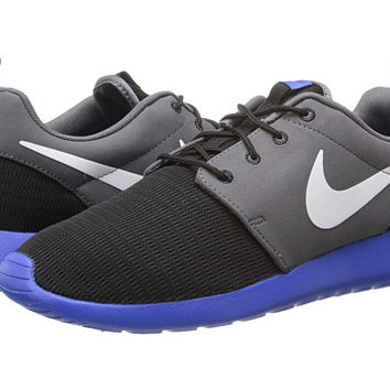 Nike Roshe Run Black/Hyper Cobalt/White/Dark Grey - Zappos.com Free Shipping BOTH Ways