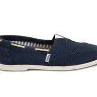 Navy Nautical Men's Biminis | TOMS.com