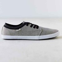 Globe Red Belly Chambray Sneaker - Grey