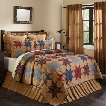 Kindred Star Luxury King Quilt