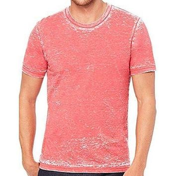Yoga Clothing for You Mens Speckled & Marble Tee Shirt