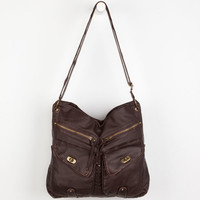 T-Shirt & Jeans Lana Crossody Bag Chocolate One Size For Women 24130240201