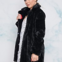 Portia Faux Fur Jacket