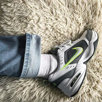 Nike Air Monarch IV M2K Durable Classic Retro Thick Sole Fashion Daddy Shoes