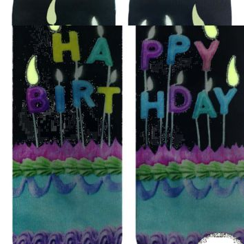 Make a Wish Ankle Socks