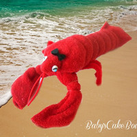 Nautical Baby Shower Lobster Baby You're My Lobster Cake Topper Lobster Decor Lobster Favors Lobster Nautical Lobster Gifts Lobster Lollipop