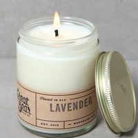 Great Bear Wax Co. Lavender Soy Wax Candle at PacSun.com
