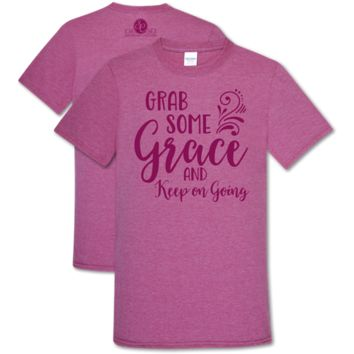 Southern Couture Soft Collection Grab Some Grace T-Shirt
