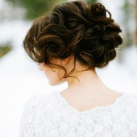 Different Style Side Bun Hair Styling Idea - Fashion Fill