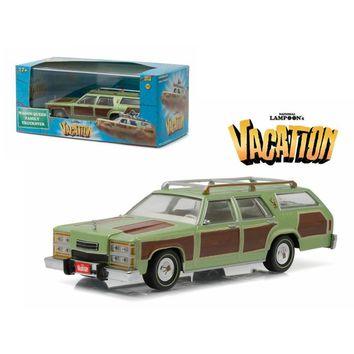 1979 Family Truckster Wagon Queen \National Lampoon\s Vacation\ (1983) Movie 1-43 Diecast Model Car by Greenlight