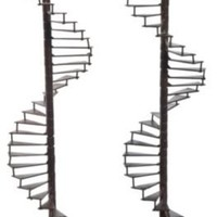 One Kings Lane - Wynne Ford, Wynne Alex - Taylor Miniature Staircases, Pair