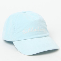 Billabong Gnarly Set Corduroy Baseball Cap at PacSun.com
