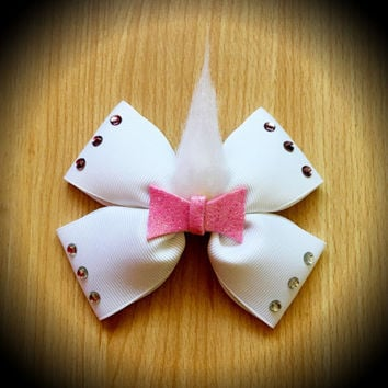 Aristocats Marie Disney Character Hair Bow