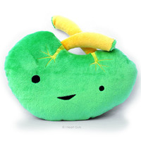 Spectacular Spleen Plush - Mean Spleen Fighting Machine