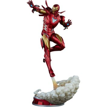 Iron Man Extremis Mark II Statue — Exclusive Edition Preorder