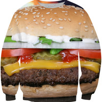 KILL YOURSELF Food Addiction Edition Sweatshirt