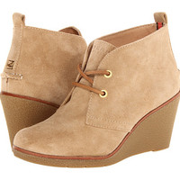 Sperry Top-Sider Harlow Sand Suede - 6pm.com