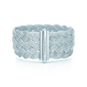 Tiffany & Co. - Tiffany Somerset™:Braid Bracelet