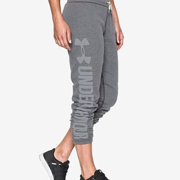 Under Armour Favorite Fleece Sweatpants | macys.com