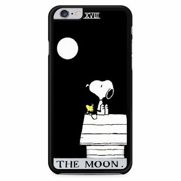 Snoopy The Moon iPhone 6 Plus / 6s Plus Case
