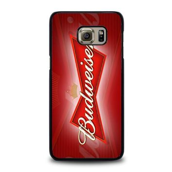 budweiser samsung galaxy s6 edge plus case cover  number 1