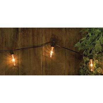 Edison Strang Light Patio-Assorted sizes