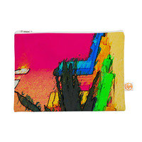 "Oriana Cordero ""Days of Summer"" Rainbow Abstract Everything Bag"
