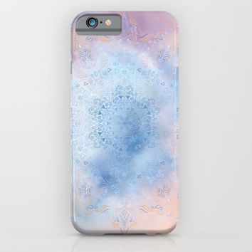 Summer Light Mandala iPhone & iPod Case by festivaloflife
