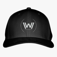 Westworld Embroidered Baseball Cap