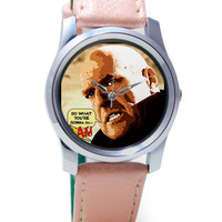 Do What You're Gonna Do | Blam ! Hank From Breaking Bad Inspired Wrist Watch