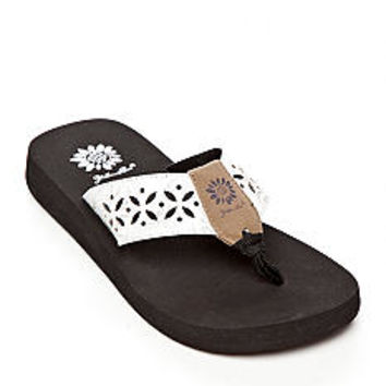 Yellow Box Damara Flip Flop