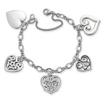 Heart Charm Bracelet | James Avery