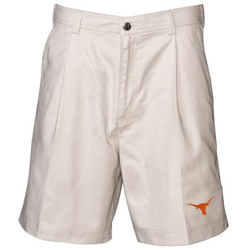 Reyn Spooner Texas Longhorns Natural Discoverer Shorts