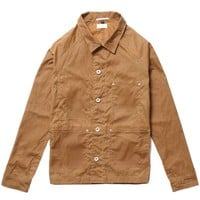 Waxed French Work Jacket from Apolis