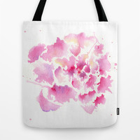 Embrace Tote Bag by Susaleena