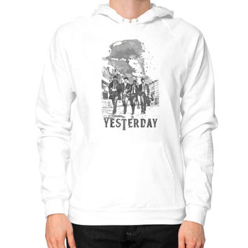 YESTERDAY BEATLE Hoodie (on man)