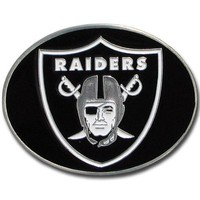 NFL - Oakland Raiders Logo Belt Buckle