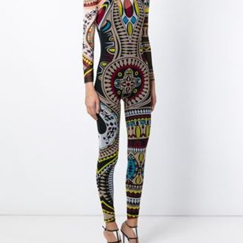 Dsquared2 Printed Jumpsuit - Eraldo - Farfetch.com