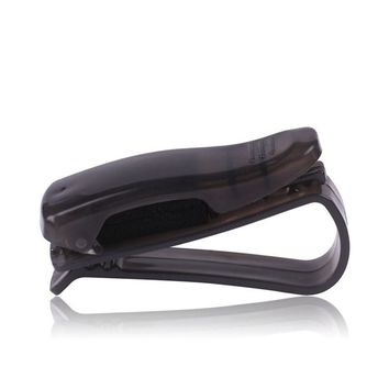 Onever Car Visor Glasses Sunglasses Eyeglasses Ticket Receipt Clip Holder Auto Clip Car Accessories Fastener organizer