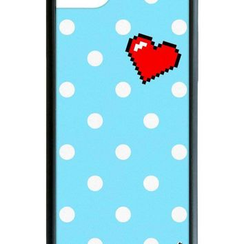 Digi Heart iPhone 6/7/8 Case