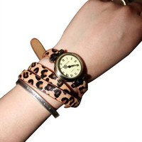 Sexy Leopard Watch