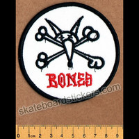 Powell Peralta Skateboard Patch