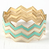 Ziggy Overload Bangle